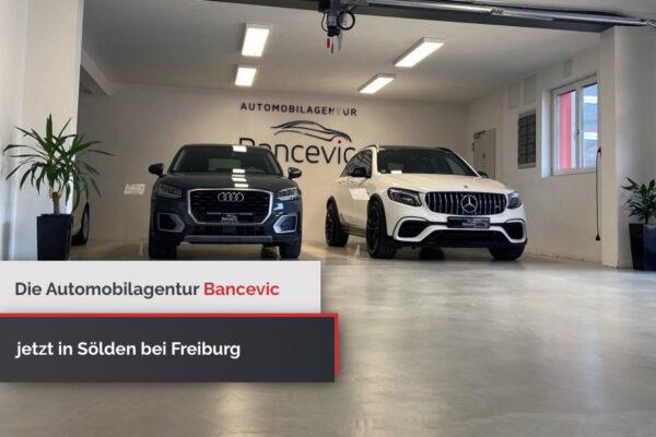Automobilagentur Bancevic Umzug nach Sölden bei Freiburg