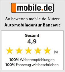 Automakler Bancevic aus Freiburg mobile.de Bewertungen
